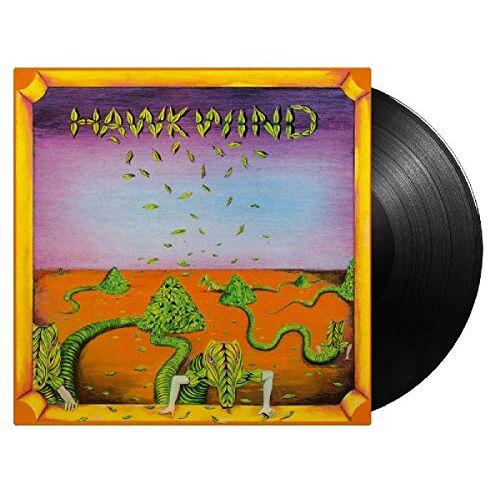 Hawkwind - Hawkwind [Vinyl LP] - Preis vom 20.10.2020 04:55:35 h