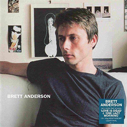 Brett Anderson - VINYL - Brett Anderson-Brett Anderson (Coloured Vinyl) (1 LP) - Preis vom 07.05.2021 04:52:30 h