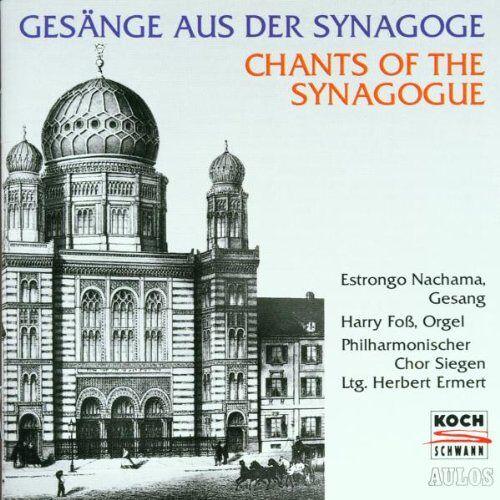 Foss - Gesänge aus der Synagoge Vol. 1 - Preis vom 12.04.2021 04:50:28 h
