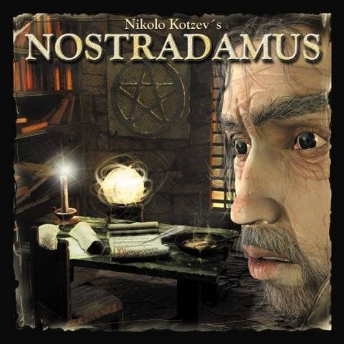 Nikolo Kotzev - Nikolo Kotzev's Nostradamus - Preis vom 18.10.2020 04:52:00 h