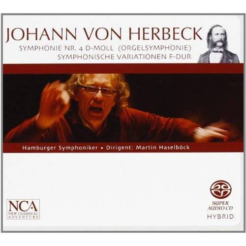 Hamburger Symphoniker - Symphonie Nr. 4 d-moll (Orgelsymphonie), Symphonische Variationen F-Dur - Preis vom 05.09.2020 04:49:05 h