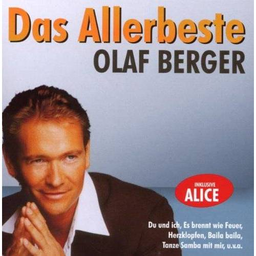 Olaf Berger - Das Allerbeste - Preis vom 04.09.2020 04:54:27 h