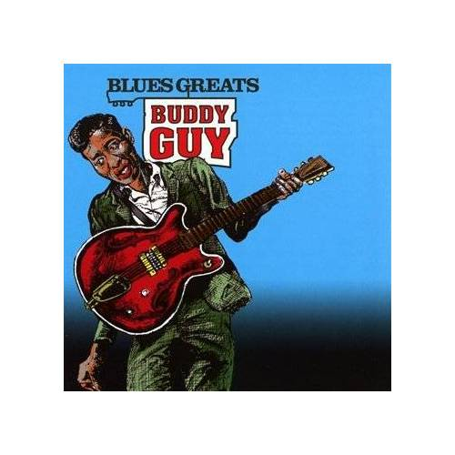 Buddy Guy - Blues Greats: Buddy Guy - Preis vom 17.04.2021 04:51:59 h