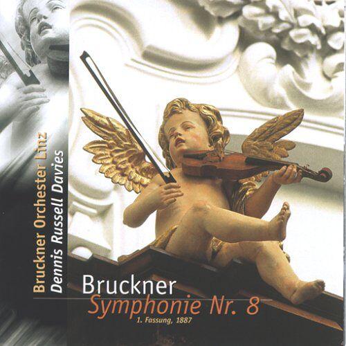 Bruckner Orchester - Bruckner Symphonie Nr. 8 - Preis vom 14.04.2021 04:53:30 h