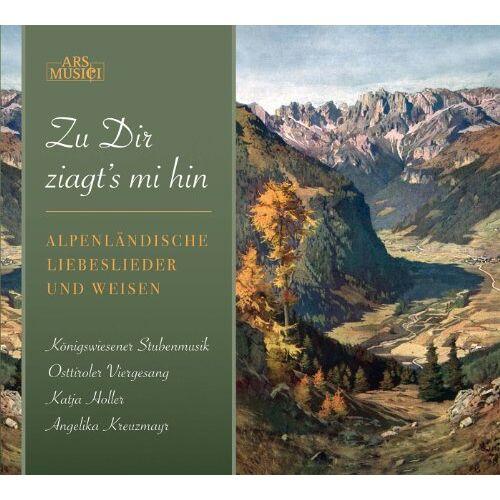 Königswiesener Stubenmusik - Zu Dir Ziagt'S Mi Hin - Preis vom 11.05.2021 04:49:30 h