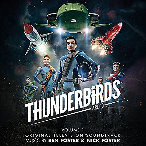 Ost - Thunderbirds Are Go Vol.1 - Preis vom 10.04.2021 04:53:14 h