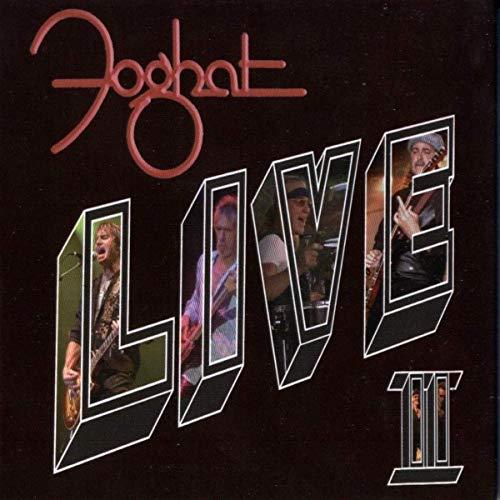 Foghat - Live II (Digipak) - Preis vom 27.02.2021 06:04:24 h