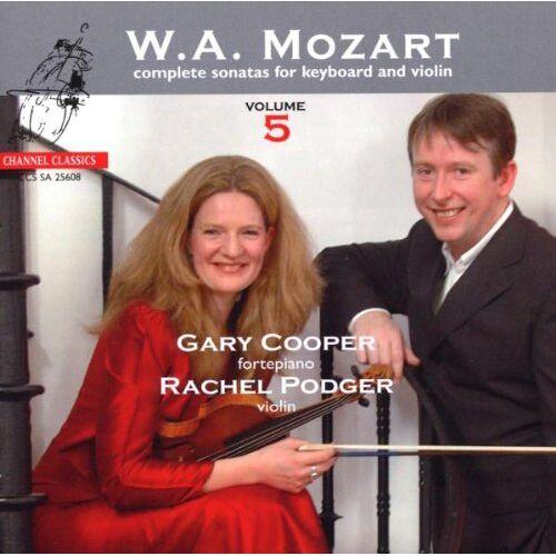 Podger - Complete Son.Keyboard & Violin 5 - Preis vom 27.02.2021 06:04:24 h