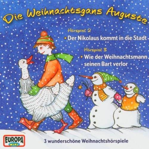 Various - Die Weihnachtsgans Auguste - Preis vom 10.04.2021 04:53:14 h