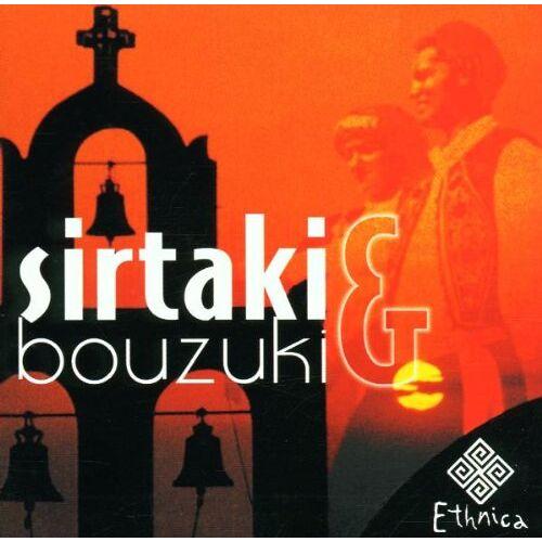 the Sirtaki Orchestra - Sirtaki & Bouzuki - Preis vom 23.01.2021 06:00:26 h