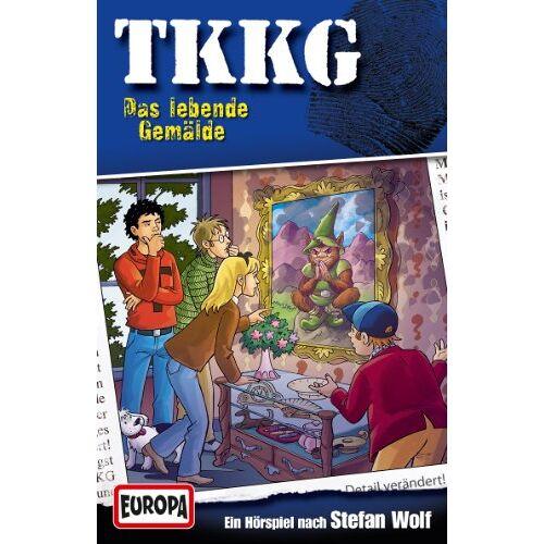 Tkkg - 171/das Lebende Gemälde [Musikkassette] - Preis vom 20.10.2020 04:55:35 h