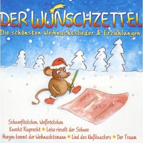Various - Der Wunschzettel - Preis vom 15.11.2019 05:57:18 h
