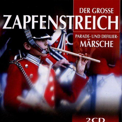 Various - Der Grosse Zapfenstreich - Preis vom 18.10.2020 04:52:00 h