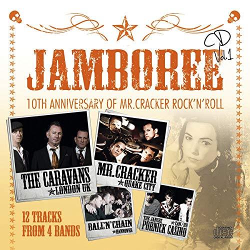 Mr. Cracker - Jamboree Live CD Vol.1 - Preis vom 20.10.2020 04:55:35 h