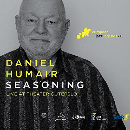 Daniel Humair - Seasoning - Preis vom 10.04.2021 04:53:14 h