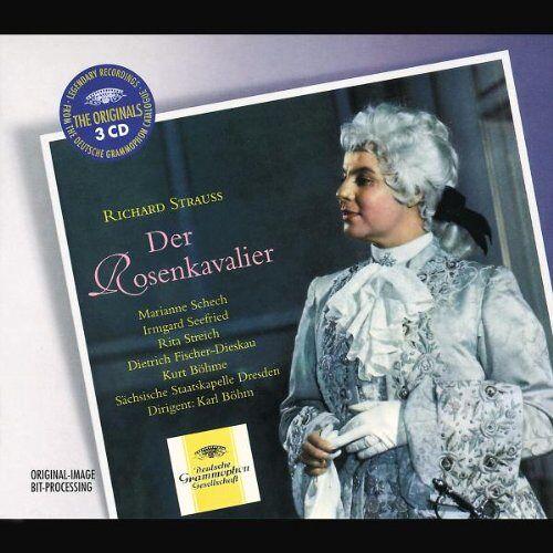 Schech - Der Rosenkavalier (Ga) - Preis vom 24.02.2021 06:00:20 h