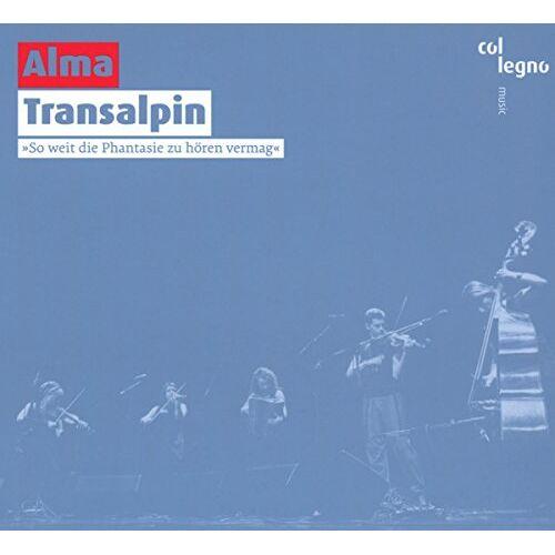 Alma - Transalpin - Preis vom 05.05.2021 04:54:13 h
