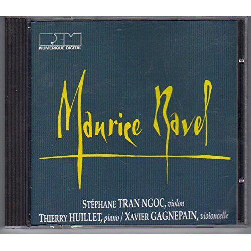 M. Ravel - Trio Pour Piano Violin E - Preis vom 20.10.2020 04:55:35 h