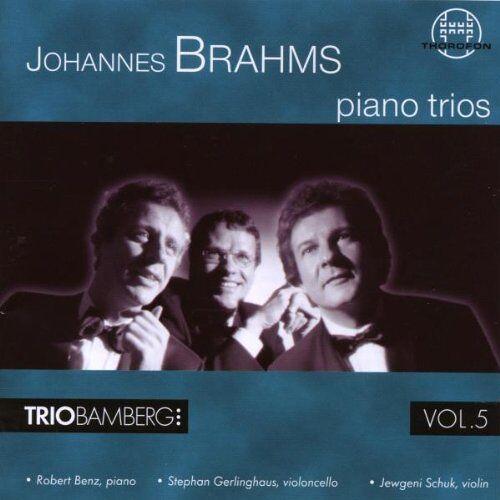 Trio Bamberg - Klaviertrios - Preis vom 14.04.2021 04:53:30 h