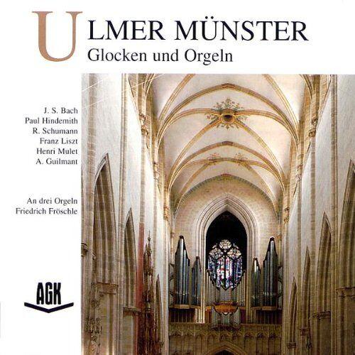 Ulmer Münster - Glocken und Orgeln - Preis vom 28.02.2021 06:03:40 h