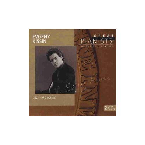Evgeny Kissin - Die großen Pianisten des 20. Jahrhunderts - Jewgenij Kissin - Preis vom 16.05.2021 04:43:40 h