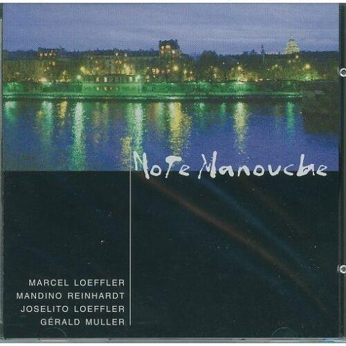 Note Manouche - Preis vom 23.01.2021 06:00:26 h