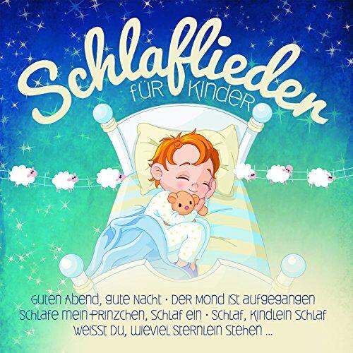 Various - Schlaflieder Für Kinder - Preis vom 16.01.2021 06:04:45 h