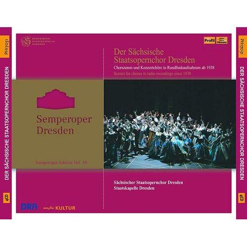 Karl Böhm - Semperoper-Edition Vol. 10 - Preis vom 25.01.2021 05:57:21 h