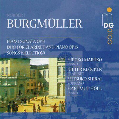 Maruko - Duo für Klarinette und Klavier - Preis vom 20.10.2020 04:55:35 h