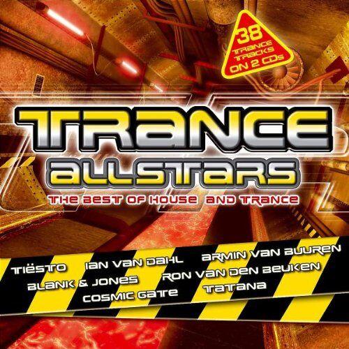 Various - Trance Allstars Vol.1 - Preis vom 13.05.2021 04:51:36 h