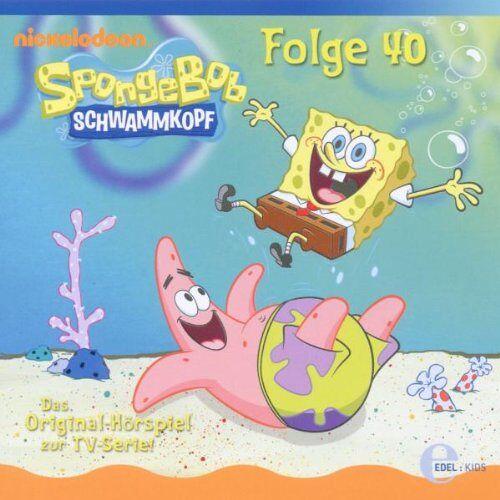 Spongebob Schwammkopf - Spongebob Schwammkopf, Folge 40 - Hörspiel zur TV-Serie - Preis vom 07.07.2020 05:03:36 h