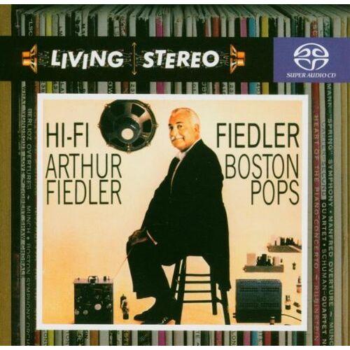 Arthur Fiedler - Living Stereo: Hifi Fiedler - Preis vom 19.10.2020 04:51:53 h