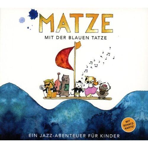 Matze.Music - Matze mit der Blauen Tatze - Preis vom 18.01.2021 06:04:29 h