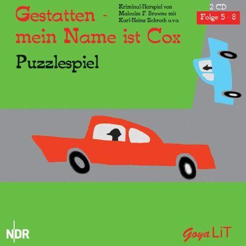 Becker, Rolf A. - Puzzlespiel Folge 5-8 - Preis vom 26.01.2021 06:11:22 h
