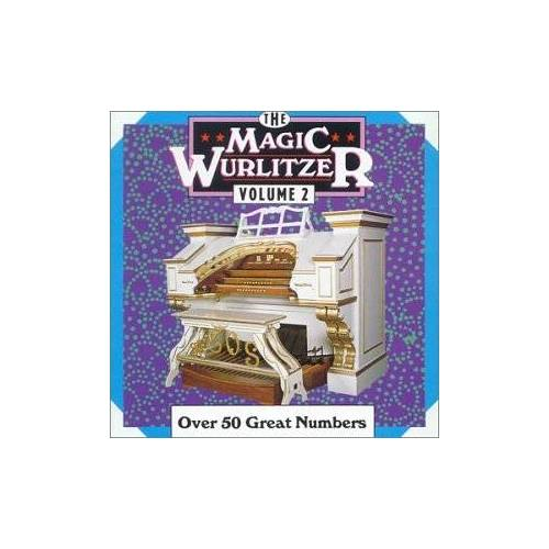 Wurlitzer - Magic Wurlitzer Vol.2 - Preis vom 20.10.2020 04:55:35 h
