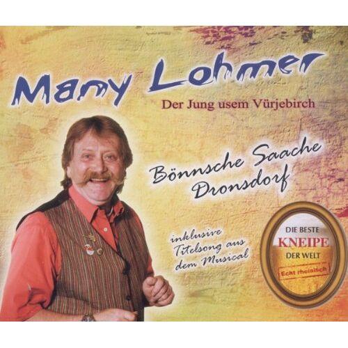 Many Lohmer - Bönnsche Saache - Preis vom 20.10.2020 04:55:35 h