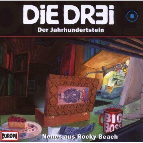 Die Dr3i - Folge 08: Der Jahrhundertstein - Preis vom 27.02.2021 06:04:24 h