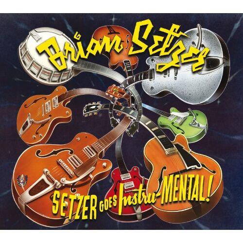 Brian Setzer - Setzer Goes Instru-MENTAL! - Preis vom 21.04.2021 04:48:01 h
