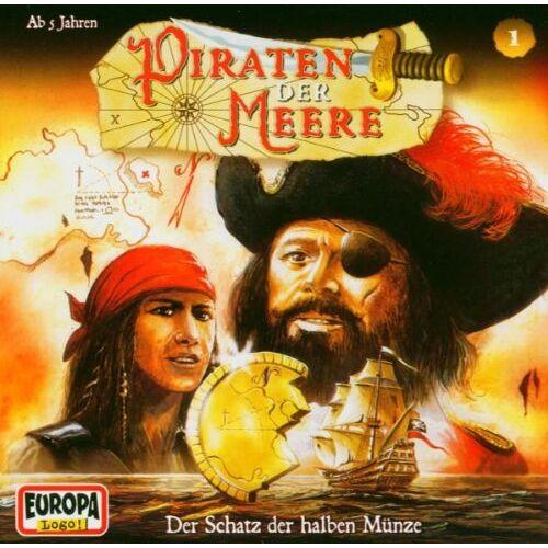 Piraten der Meere 1 - Piraten Der Meere  1-Der Sch - Preis vom 16.02.2020 06:01:51 h
