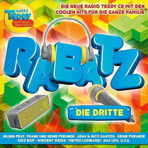 Various - Radio Teddy-Rabatz die Dritte - Preis vom 19.10.2020 04:51:53 h