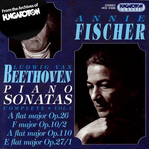 Annie Fischer - Klaviersonaten Vol. 1 - Preis vom 19.10.2020 04:51:53 h