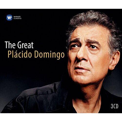 Placido Domingo - The Great Placido Domingo - Preis vom 24.02.2021 06:00:20 h