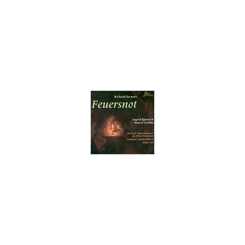 R. Strauss - Feuersnot-Comp Opera - Preis vom 27.02.2021 06:04:24 h