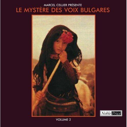 Bulgarischer Frauen Chor - Le Mystere des Voix Bulgares 2 - Preis vom 11.05.2021 04:49:30 h