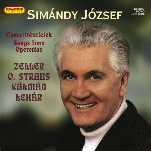 Jozsef Simandy - Jozsef Simandy,Tenor - Preis vom 16.01.2021 06:04:45 h