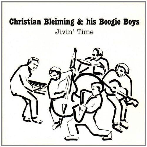 Bleiming, Christian & His Boog - Jivin' Time - Preis vom 25.02.2021 06:08:03 h