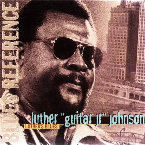 Luther 'guitar Jr' Johnson - Luther's Blues - Preis vom 20.10.2020 04:55:35 h