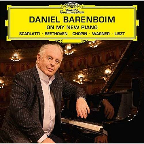Daniel Barenboim - On My New Piano - Preis vom 28.02.2021 06:03:40 h