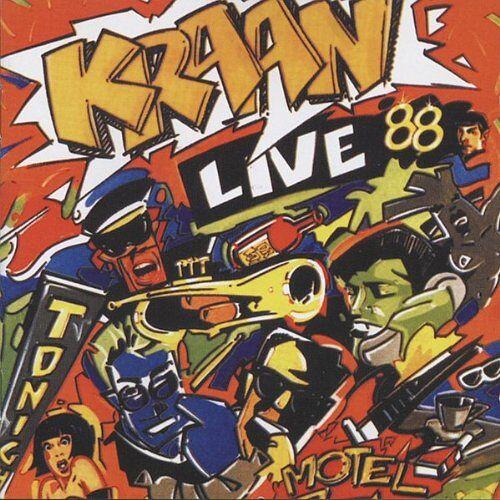 Kraan - Live 88 - Preis vom 16.04.2021 04:54:32 h