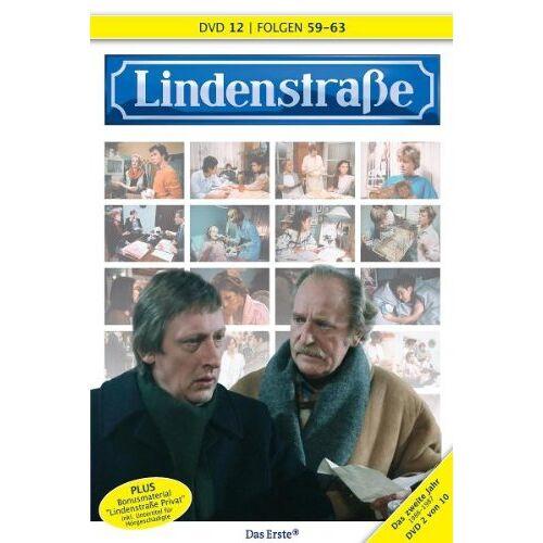 Herwig Fischer - Lindenstraße - DVD 12 (Folge 59 - 63) - Preis vom 20.10.2020 04:55:35 h